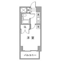 【秋割】アットイン新宿12間取図