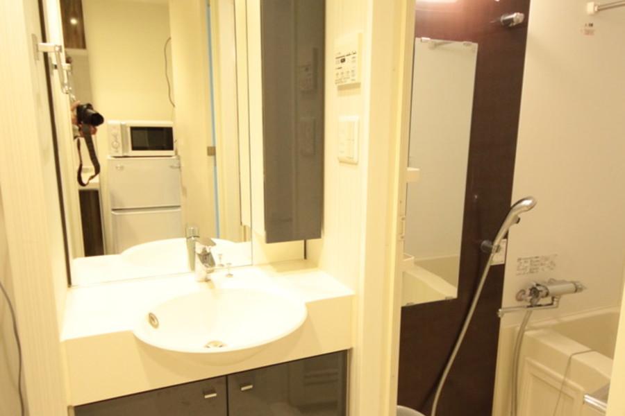 洗面所 バスルーム