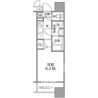 【マッチング・スポットセール】アットイン川崎4間取図