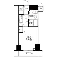 【Happy割】アットイン日本橋4-1間取図