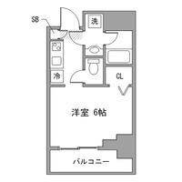 【衝撃!50%オフセール】アットイン立川3-1間取図