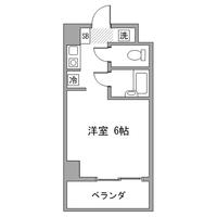 アットイン飯田橋4間取図