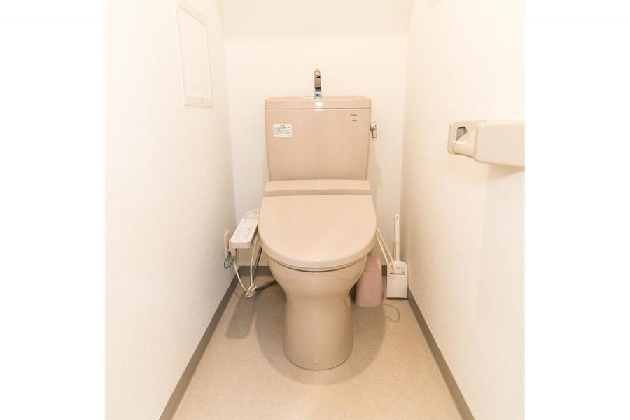 シャワートイレはこだわられるお客様も多い人気の設備!