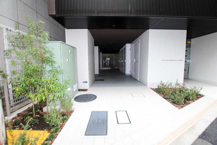 五反田駅徒歩1分という好立地! 山手線ユーザーの方必見です