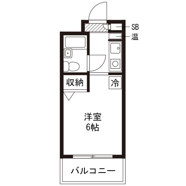 【スペシャルSALE】◇アットイン行徳3の間取り
