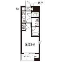 【マッチング・スポットセール】アットイン品川4間取図