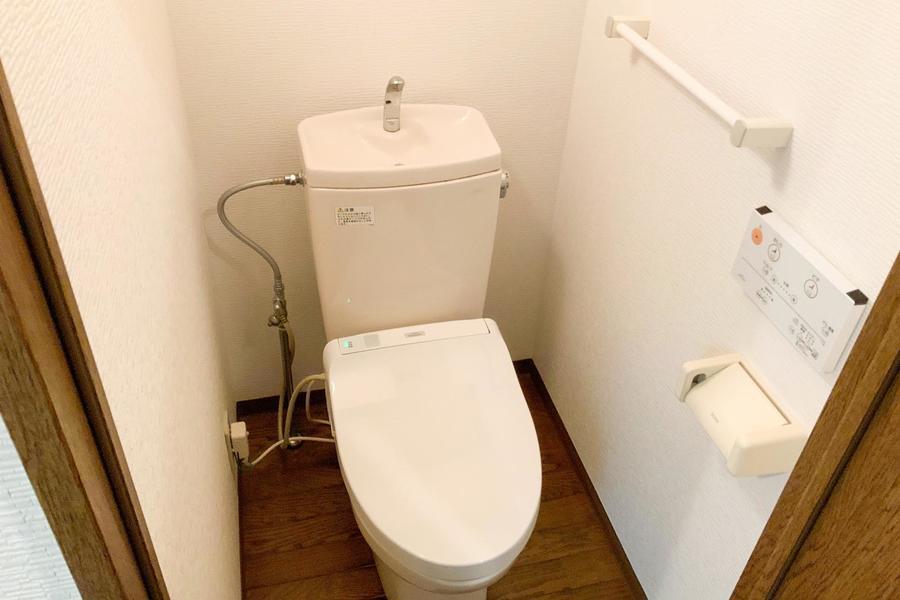 こだわりのあるお客様に人気のシャワートイレ