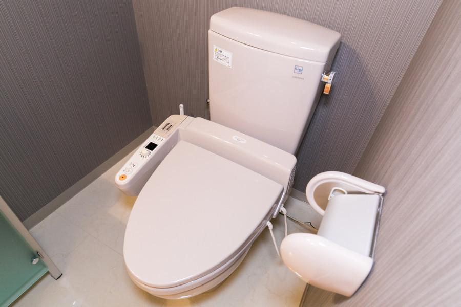 こだわりのお客様も多いシャワートイレタイプです
