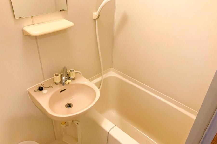 お風呂は便利な浴室乾燥昨日を搭載
