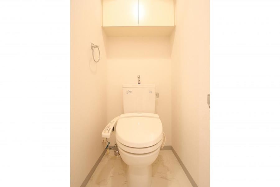 お手洗いは人気のシャワータイプ