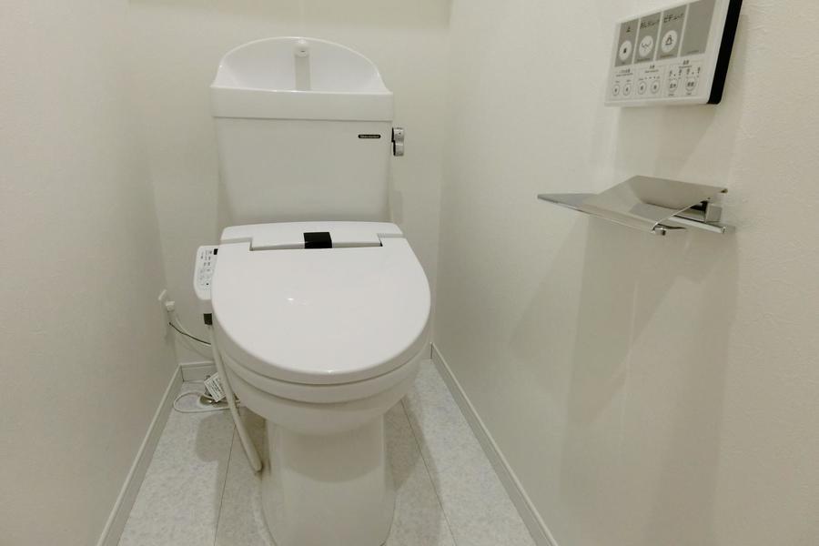 ウォシュレット付きのお手洗いです。