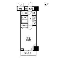 【夏割】アットイン日本橋10間取図