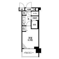 アットイン横浜8間取図