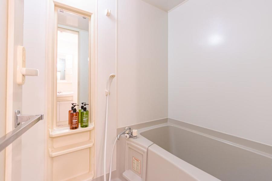 温かいお風呂で日頃の疲れを癒やしてください。