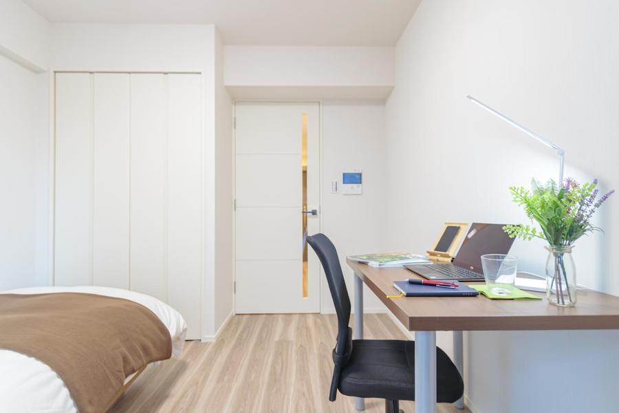 余分な家具は入っておりませんので、荷物が多いお客様でも安心です。
