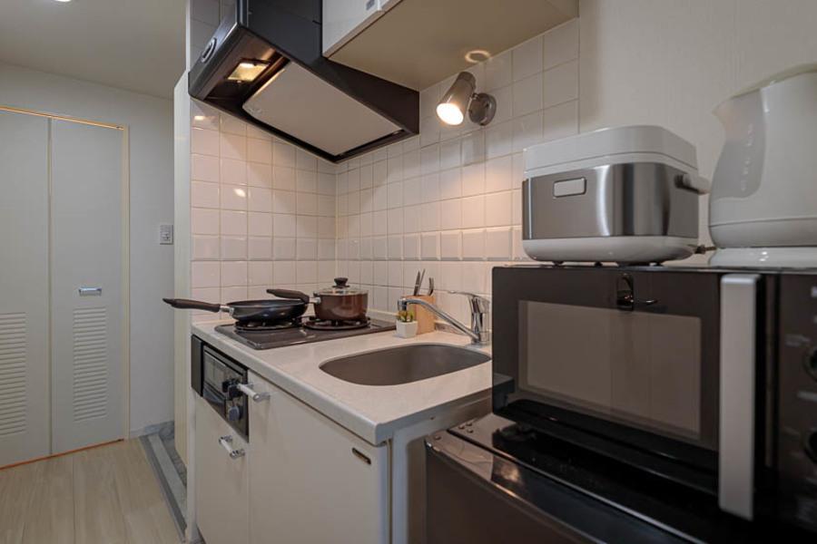 電子レンジや炊飯器も完備しております。