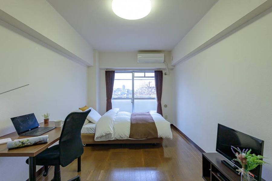 静かな住宅街で、過ごしやすいお部屋となります。
