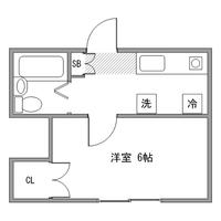 【ロング割】アットイン本厚木10間取図