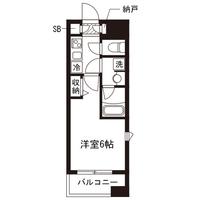 【スプリング割】アットイン品川4間取図
