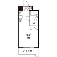 ■アットイン渋谷3間取図