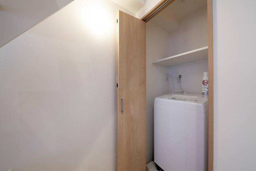 室内洗濯機(イメージ)