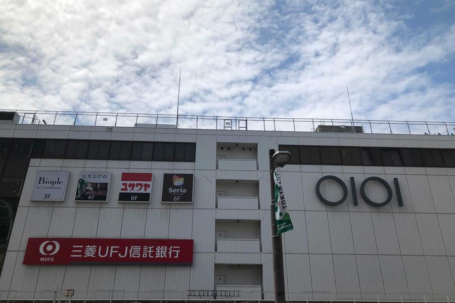町田駅は大きな商業施設となっており、なんでも揃えることが出来ます!