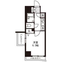 【スペシャルSALE】アットイン御茶ノ水2間取図