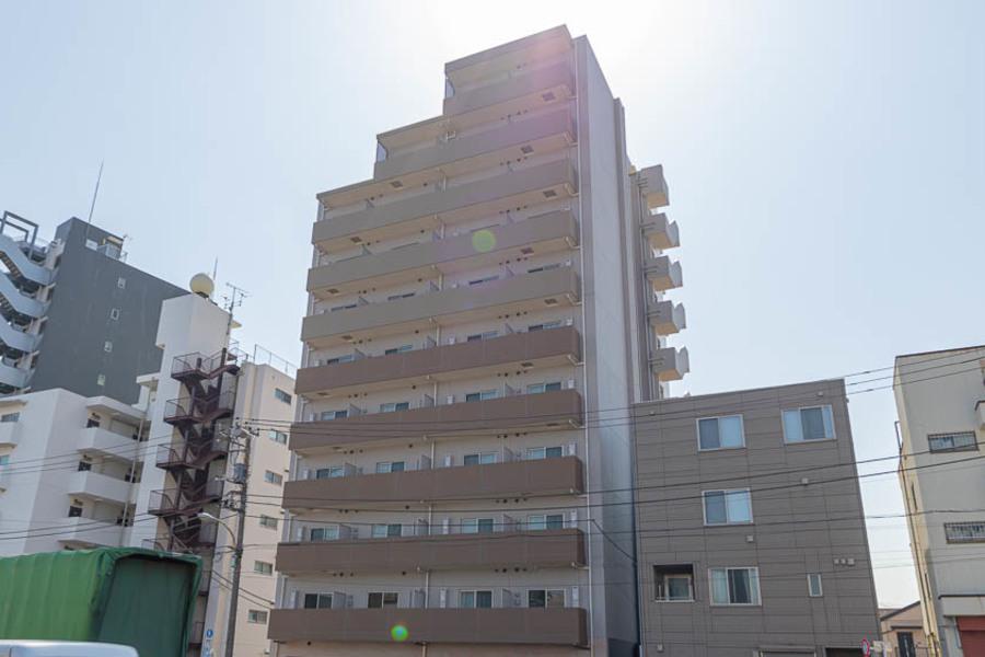 築浅の11階マンション☆ 板橋本町駅より徒歩3分!