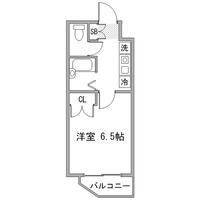 【スペシャルSALE】アットイン早稲田1-2間取図