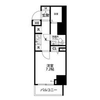【年末年始セール】アットイン駒込1-1間取図