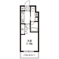【スペシャルSALE】アットイン大井町5-1間取図
