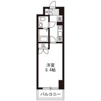 【マッチング・スポットセール】アットイン船橋2間取図