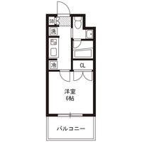 【スペシャルSALE】アットイン大井町5-2間取図
