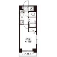 【スペシャルSALE】アットイン桜上水1間取図