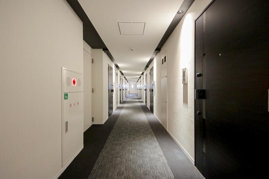 共用部廊下