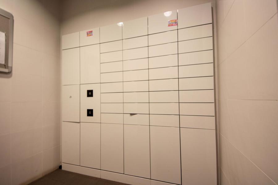 集合ポスト・宅配ボックス(内)