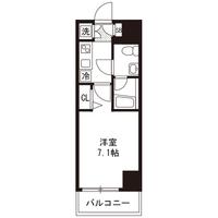 【スペシャルSALE】アットイン東十条1間取図