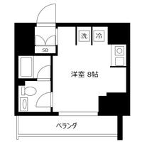 【スペシャルSALE】アットイン麻布十番9間取図