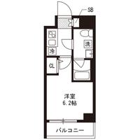 【マッチングスポットセール】アットイン鶴見3間取図