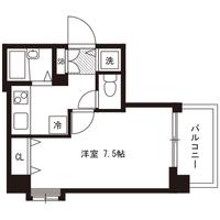 【ロング割】アットイン練馬3間取図