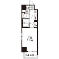 【ロング割】アットイン練馬4間取図