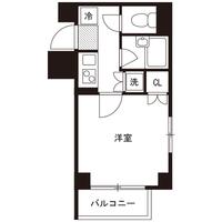 【スペシャルSALE】アットイン中野坂上2間取図