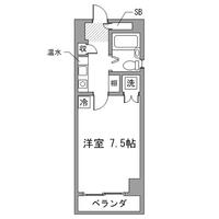 【マッチング・スポットセール】アットイン錦糸町6間取図