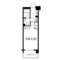 【ロング割】アットイン大井町6間取図