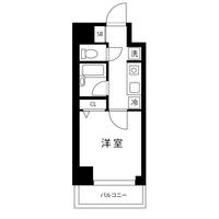 【ロング割】アットイン飯田橋9間取図