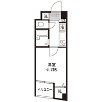 【スペシャルSALE】アットイン用賀2間取図