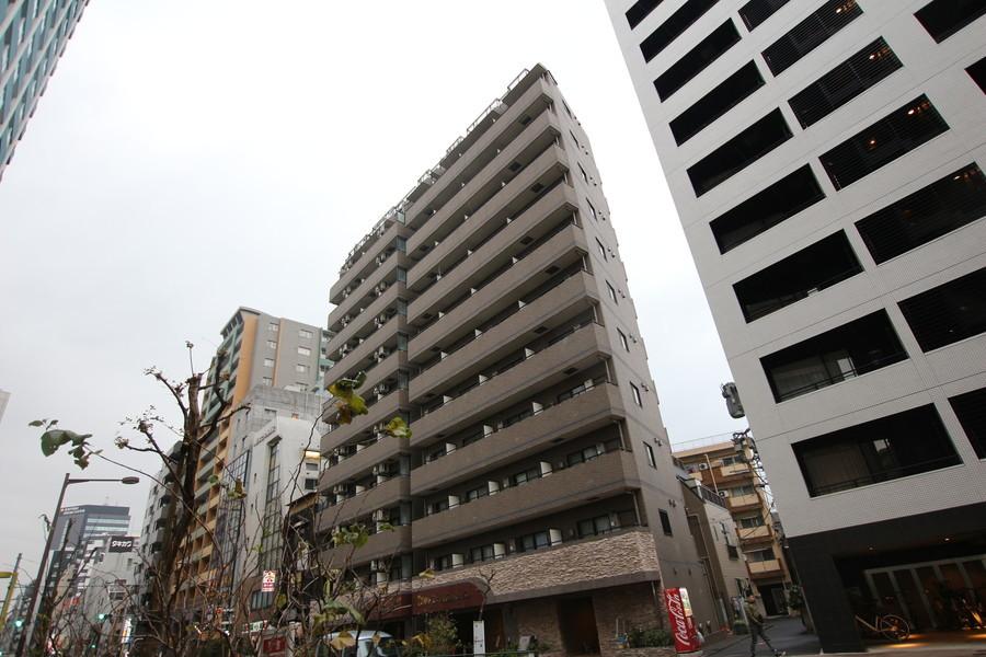 最寄り駅から新宿駅まで2駅!交通の利便さ抜群です