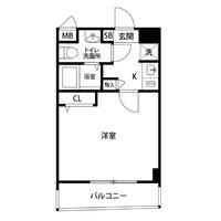 【冬先取りキャンペーン】アットイン亀戸3間取図