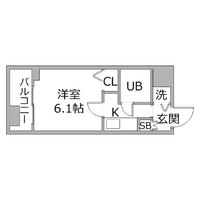 【お試しキャンペーン】アットイン新宿2-2間取図