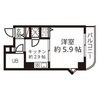 【冬先取りキャンペーン】アットイン錦糸町9間取図